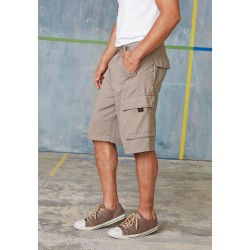 Short Homme Multipoches Kariban
