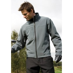 Veste 3 Couches Homme Softshell Result