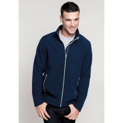 Veste 2 Couches Homme Softshell Kariban