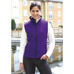 Bodywarmer 2 Couches Femme Softshell Printable Result