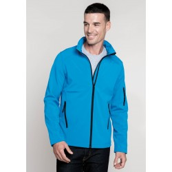 Veste 3 Couches Homme Softshell Kariban