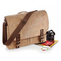 Sac Messager Vintage Quadra