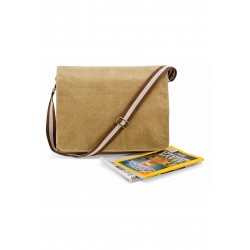 Sac Courrier Vintage Quadra