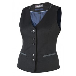 Gilet FIT'N BLUE Black