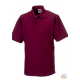 Polo Heavy Duty Burgundy
