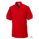 Polo Heavy Duty Red