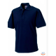 Polo Heavy Duty French Navy