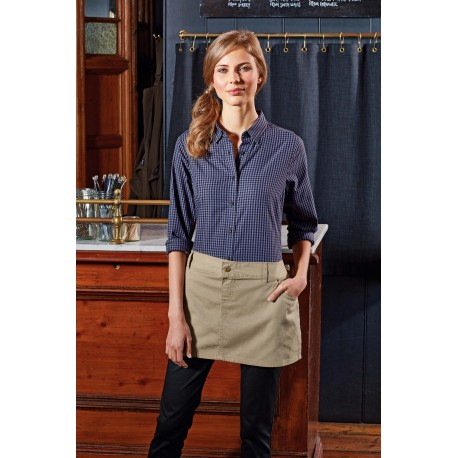 TABLIER TAILLE CHINO