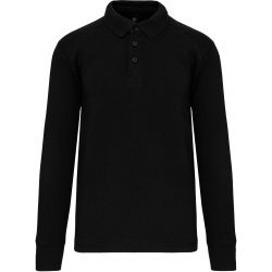 Sweat-shirt polo